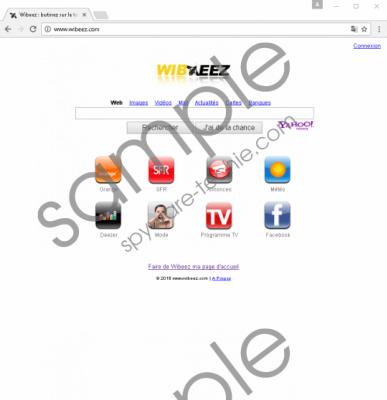 Wibeez.com Removal Guide