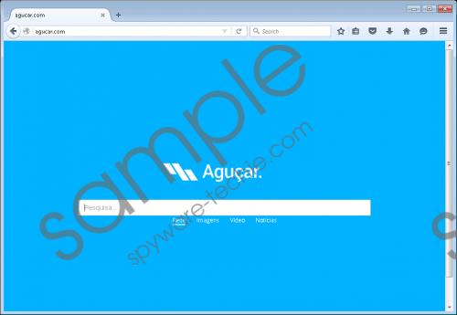 Agucar.com Removal Guide