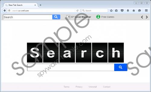 Search.co-cmf.com Removal Guide