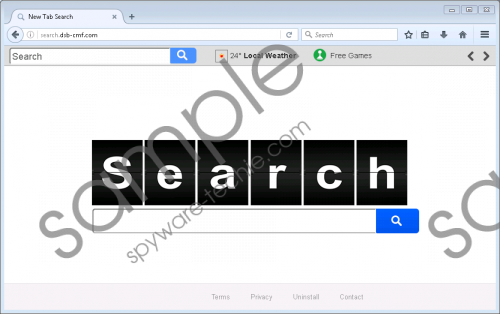 Search.dsb-cmf.com Removal Guide