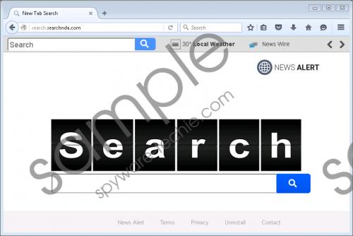 Search.searchnda.com Removal Guide