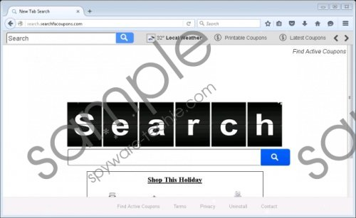 Search.searchfacoupons.com Removal Guide
