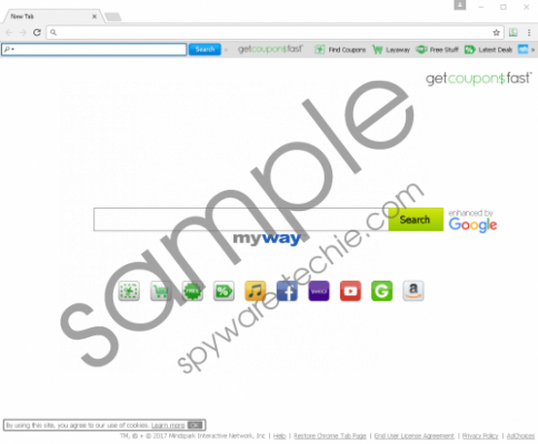 GetCouponsFast Toolbar Removal Guide