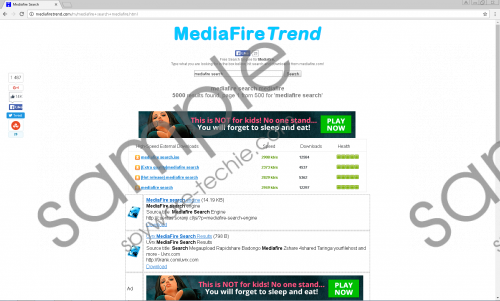Mediafiretrend.com Removal Guide