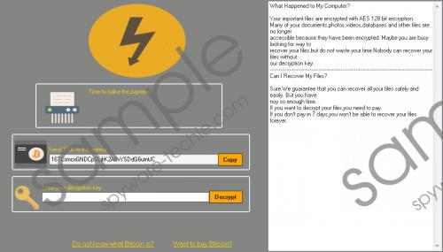 TeslaWare Ransomware Removal Guide