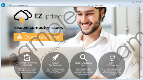 Ezupdater Ads Removal Guide