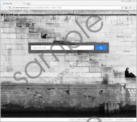 Pics4NewTab Chrome Extension Removal Guide