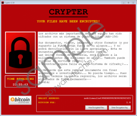 Noblis Ransomware Removal Guide