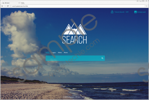 Search.powersearch.online Removal Guide
